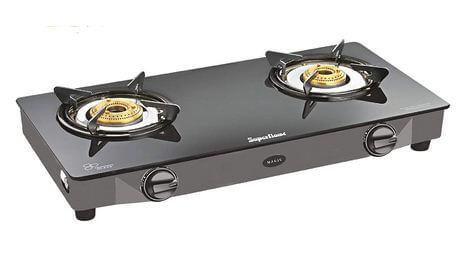best 2 burner gas stove in India 2020