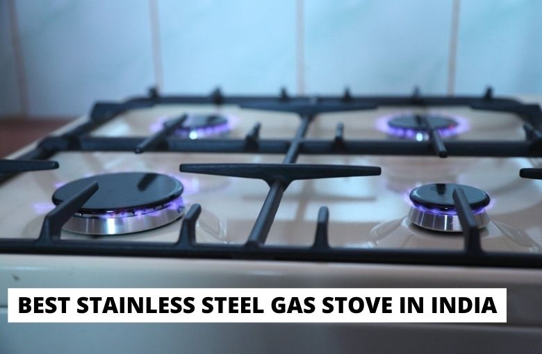 best stainless steel gas stove in india
