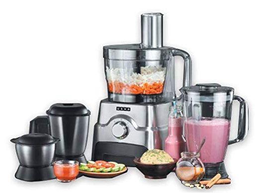 Usha FP 3811 Food Processor 1000-Watt Copper Motor best food processors