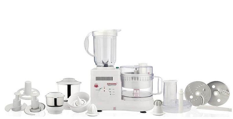 Signoraware Supreme Maxie Plus 10001 700-Watt best Food Processor