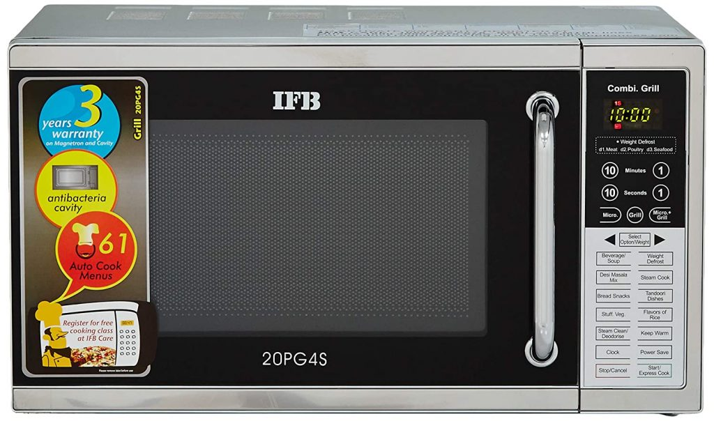 IFB 20 L Grill best Convection Microwave Oven under 10000