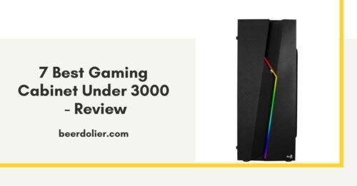 Best Gaming Cabinet Under 3000
