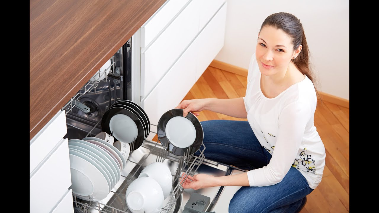 HOW TO USE DISHWASHER - 3 useful steps