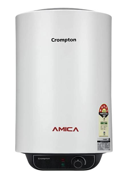 Crompton Amica water heater image